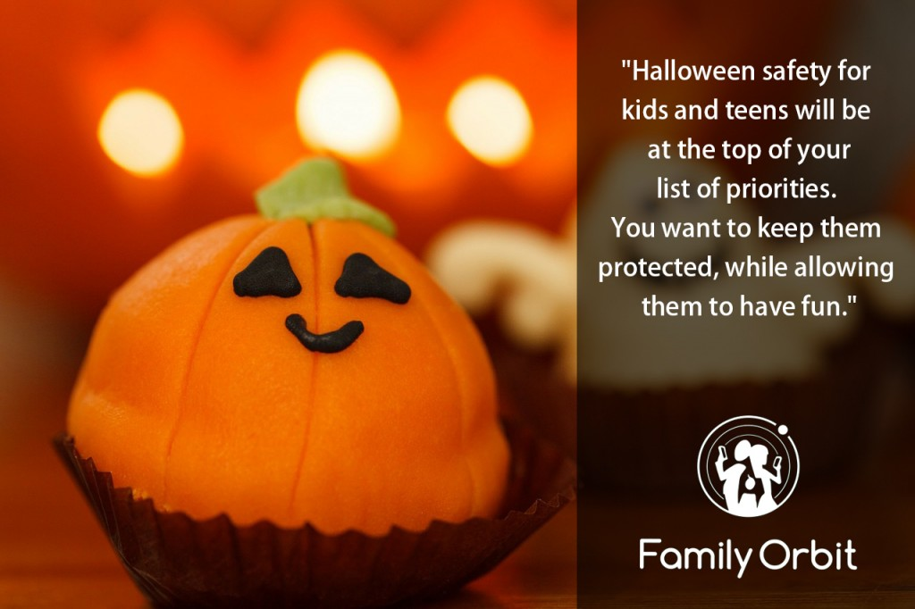 safety for kids during halloween