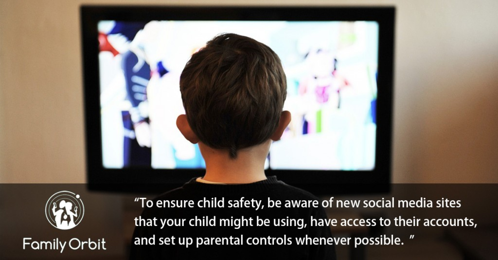 child digital safety