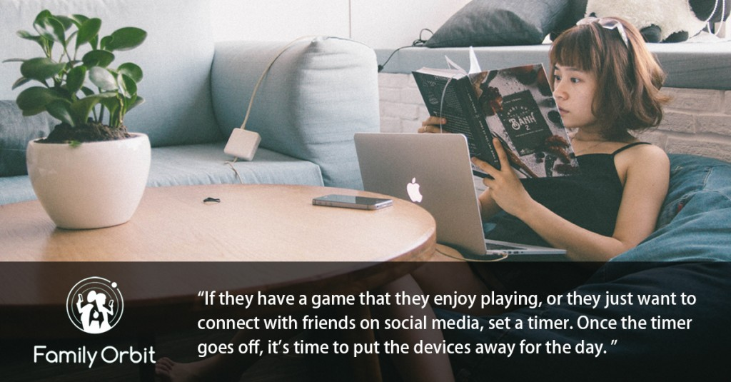 screen time addiction in teens and how to control