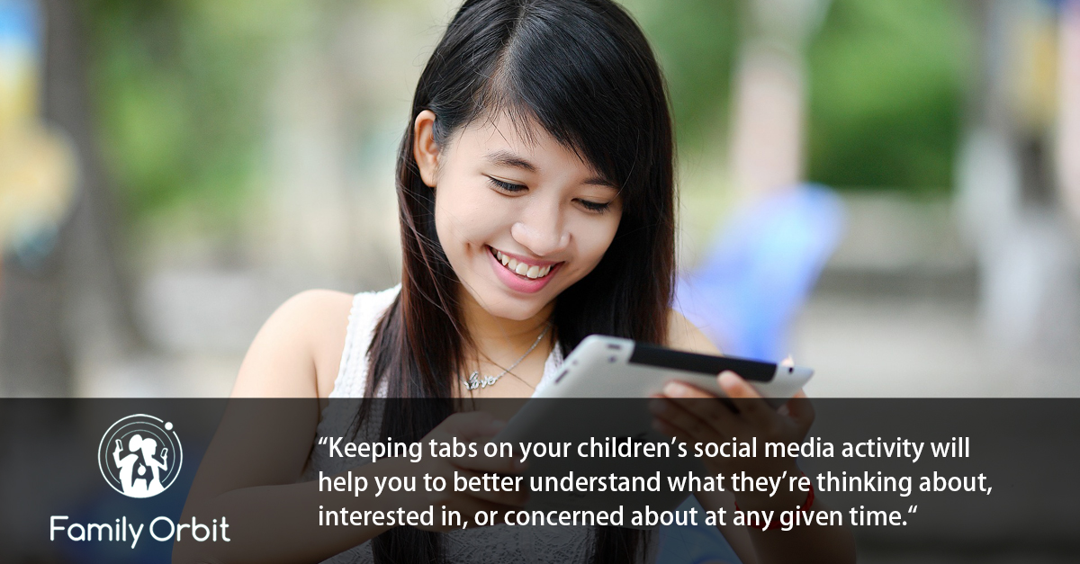 Social Media Monitoring for Child